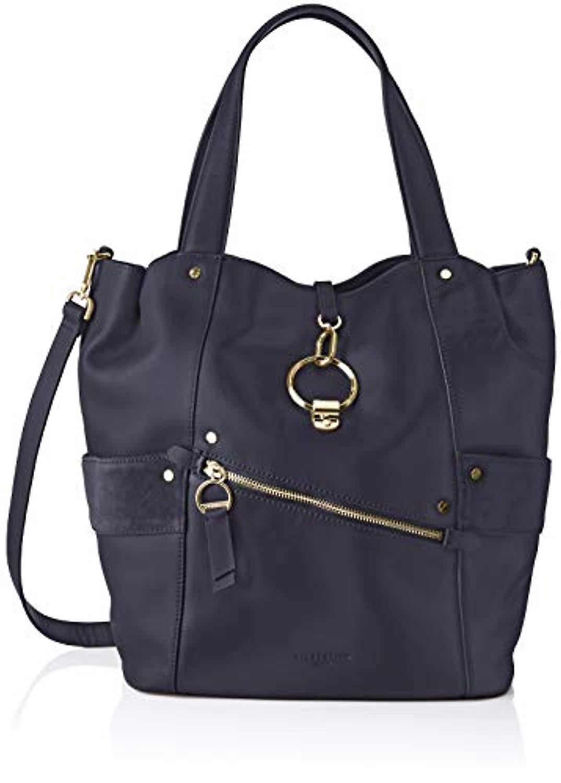 Liebeskind Berlin RLHOBOM TMEMSU Blue Woman handbag (Blue (navy blue 5838)) 15x37x29 cm (B x H x T)