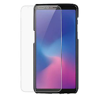 Screen Protector Tempered Glass 9H (0.3 MM) Samsung A6 s Transparent