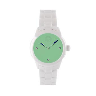 KRAFTWORXS Women's Watch horloge vollemaan keramische kristallen FML 2lBLBL S
