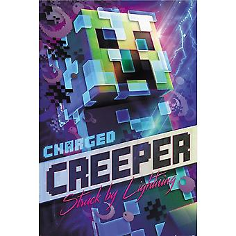 Minecraft ladattu Creeper 162 juliste