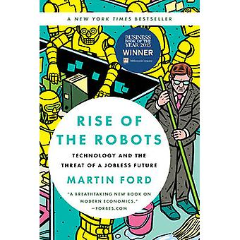 Ascensão dos robôs - tecnologia e a ameaça de um futuro desempregado por