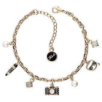 Karl Lagerfeld Woman Brass Not Available Bracelet 5512303