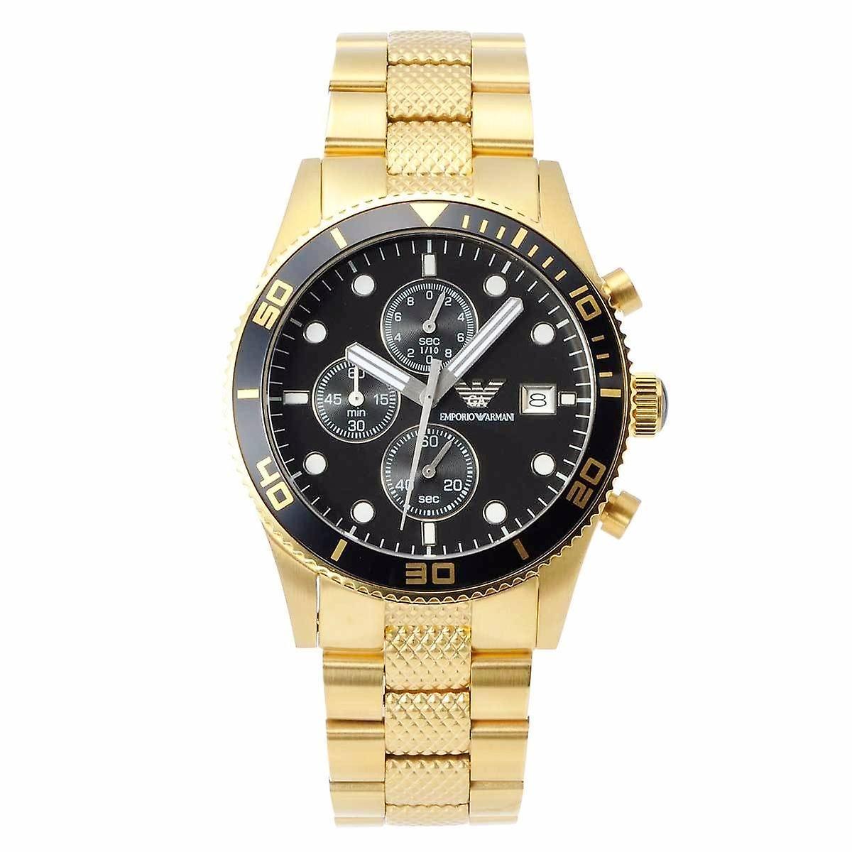 Emporio Armani mannen Chronograph horloge AR5857