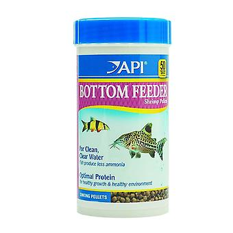 API Bottom Feeder pellet di gamberetti 47G