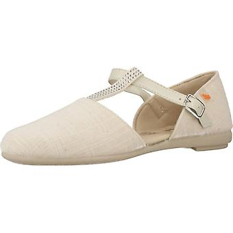 Vulladi sandalen 7413 652 ruwe kleur