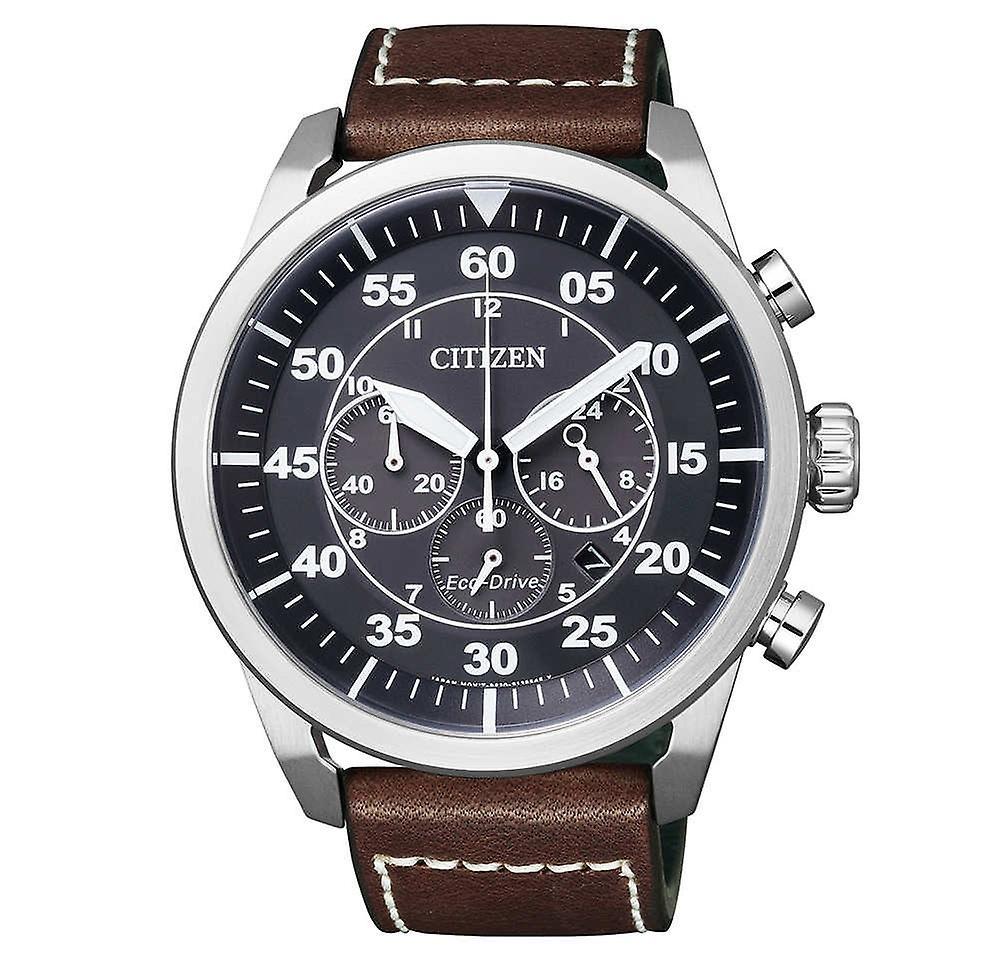Citizen Ca4210-16th chronograph Eco-Drive men's Watch 45 Mm