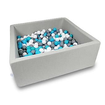 XXL Ball Pit Pool - Light Gray #51 + bag