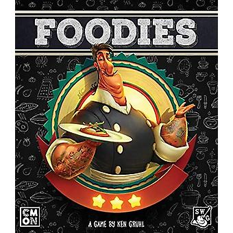 Foodies bordspel