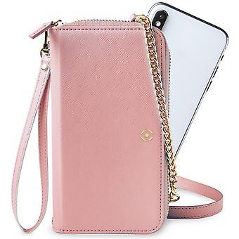 Celly-Mobile Case Bag-Pochette Elegant Max 6.5