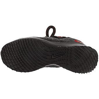 نايكي مدينة حلقة الأزهار المرأة & s أحذية سوداء / جامعة الأحمر aj1694-001