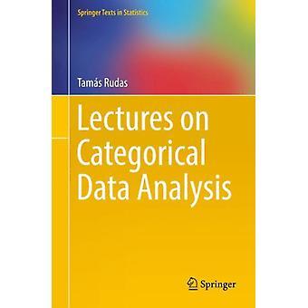 Föreläsningar om kategoriska data analys av Rudas