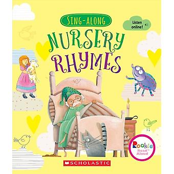 SingAlong Nursery Rhymes by Illustrated by Anthony Lewis & Illustrated by Carolina Faraias