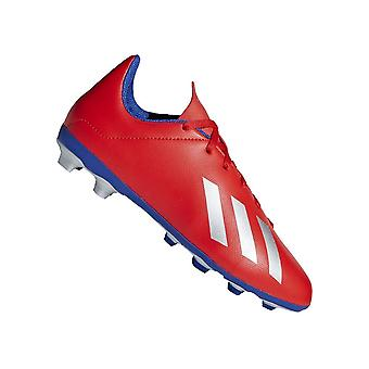 Adidas JR X 184 Fxg BB9379 fodbold hele året børn sko