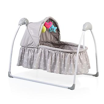 Baby Cradle Accent, Électrique, Remote, Musique, Minuterie, Play Bow, Insect Repellent