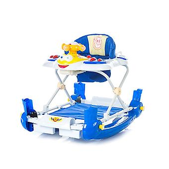 Chipolino running aid Teddy 2 in 1 with rocker, height adjustable, play center