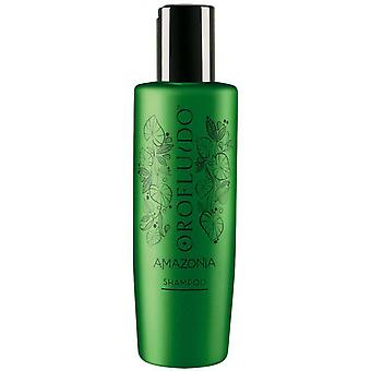 Orofluido Amazonia shampoo-svækket hår og AB m s
