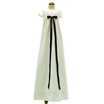 Dopklänning, Grace Of Sweden, Med Ljung-rosa Doprosett    Tr.v.k