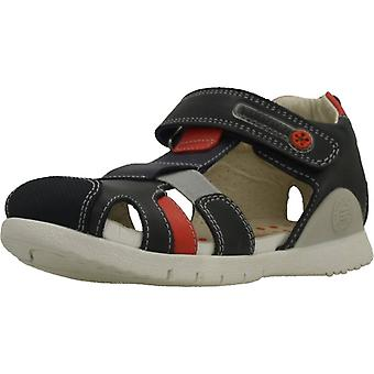 Biomecanics Sandals Sandalia Kaiser Couleur Marinrojo