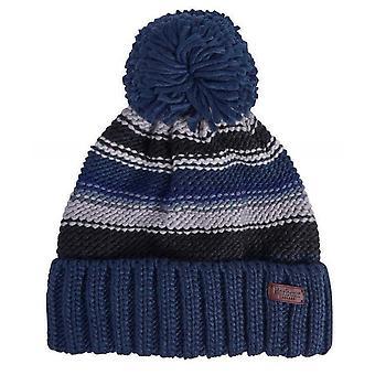 قبعة هارو مخططة من بربور