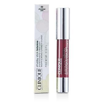 Clinique Chubby Stick intensive feuchtigkeitsbefeuchtende Lippenfarbe Balsam - Nr. 2 Chunkiest Chill 3g/0.1oz