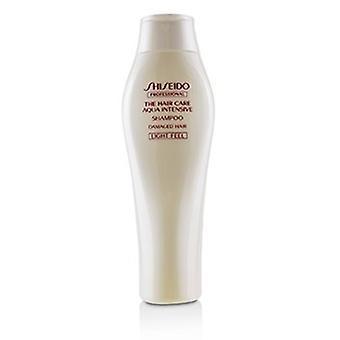 Shiseido Die Haarpflege Aqua Intensive Shampoo - ' Light Feel (geschädigtes Haar) 250ml/8.5oz