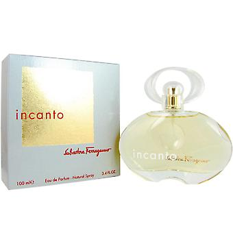 Incanto for women by ferragamo 3.4 oz eau de parfum natural spray