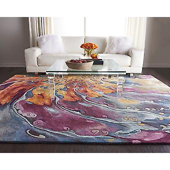 Prismatic PRS08 Multi  Rectangle Rugs Modern Rugs
