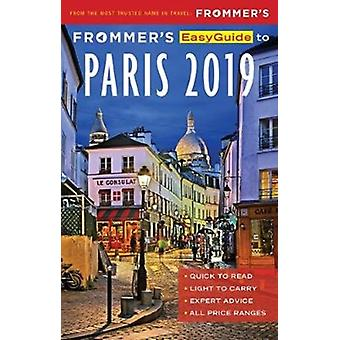 Frommers EasyGuide to Paris 2019 by Anna E Brooke