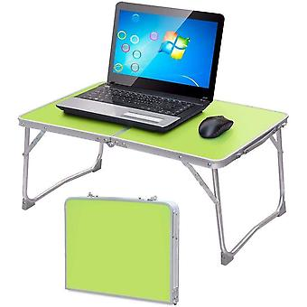 Portable Folding Laptop Table PC/Notebook Desk Breakfast Bed Tray Standing Desk for Sofa/Terrace/Floor