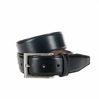 Neat Black Pantalon Belt