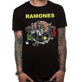De Ramones - Illo T-shirt
