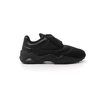 Maison Margiela S57ws0286p3132t8013 Men's Black Leather Sneakers