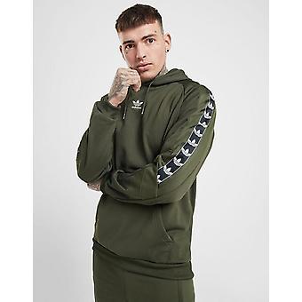 New adidas Originals Men's On Edge Overhead Hoodie Green
