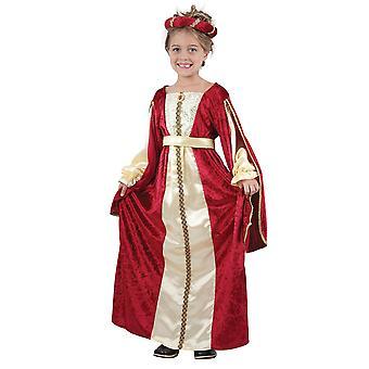 بريستول الجدة الأطفال / الفتيات ملكي الأميرة زي
