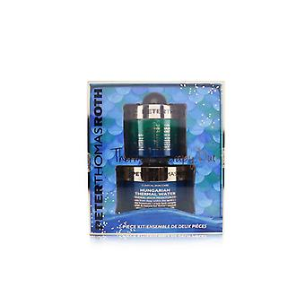 Thermal Therapy Duo 2-piece Kit: Hungarian Thermal Water Moisturizer 50ml + Hungarian Thermal Water Atomic Heat Mask 50m