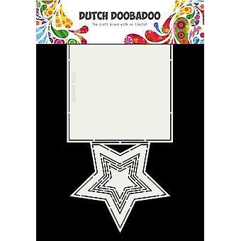 Hollantilainen Doobadoo Hollantilainen korttiTaidetähti A4 470.713.697