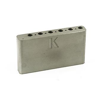 Kluson Milled Steel Vintage Sustain Block