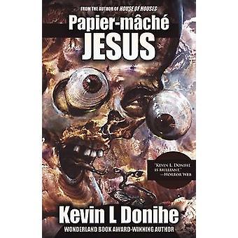 PapierMache Jesus by Donihe & Kevin L.