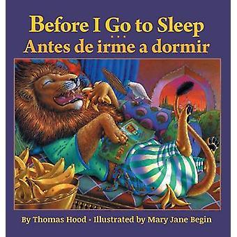 Before I Go to Sleep  Antes de irme a dormir by Hood & Thomas