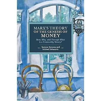 Marx's Theory Of The Genesis Of Money - How - Why - and Through What i