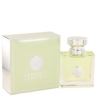 Versace versense eau de toilette spray by versace 501236 50 ml