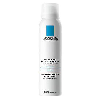 Spray Deodorante Physiologique La Roche Posay (150 ml)