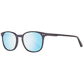 Unisex Sunglasses Helly Hansen HH5011-C02-49 Black (ø 49 mm)