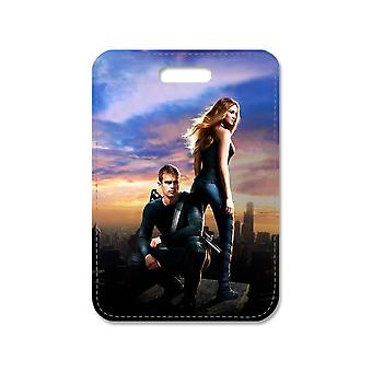 Divergent Large Bag Pendant