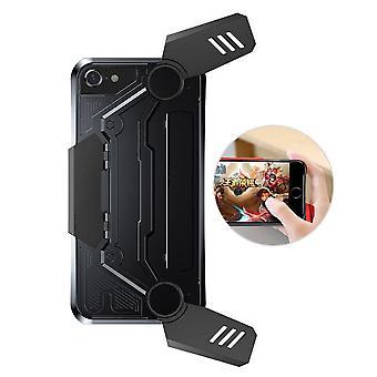 iPhone 7/8 Baseus gamer Gamepad kotelo, liikkuva kannatin pidike