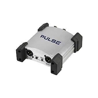 Pulse Dib-2p 2 Canal Pasivo Di Box