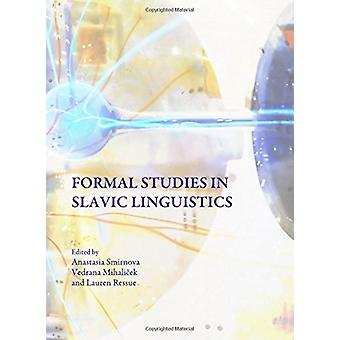 Formal Studies in Slavic Linguistics by Anastasia Smirnova - 97814438