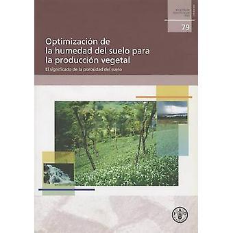 Optimizacion de La Humedad del Suelo Para La Produccion Vegetal - El S