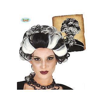 Peruki Halloween Wampir marquise wig