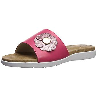 Soft Style Womens laurie Open Toe Casual Slide Sandals